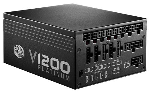 Блок питания Cooler-Master Cooler Master V1200 Platinum 1200W (RSC00-AFBAG1-EU)