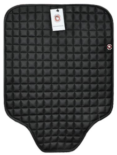 Аксессуар к автокреслу Baby-Smile BabySmile 123403, защитный коврик на сидение автомобиля, с квадратным рисунком, чёрный