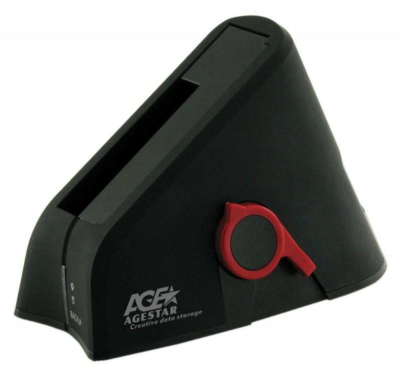 Корпус для жесткого диска Agestar 3UBT Docking Station 3UBT-Black