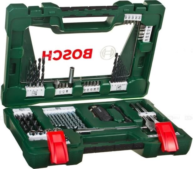 ����� ������������ ����� ��������������� Bosch V-Line 68 (2.607.017.191), 68 ��������� 2607017191