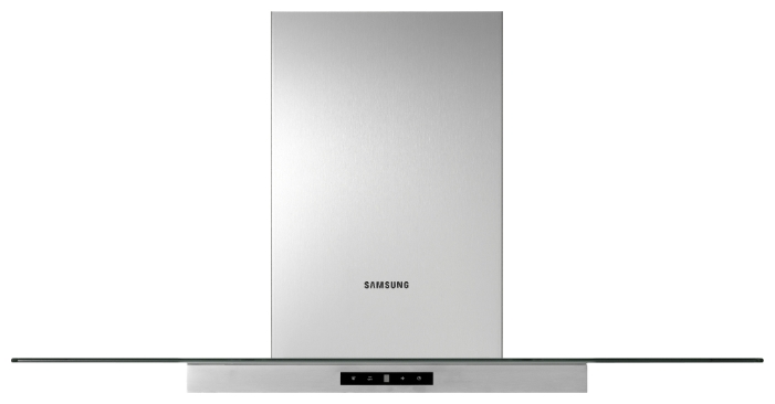 Вытяжка Samsung HDC6D90TG, серебристая