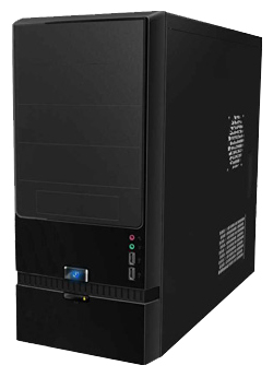 Корпус IN-WIN IN WIN EC022 450W Black (ATX, БП) EC022BL
