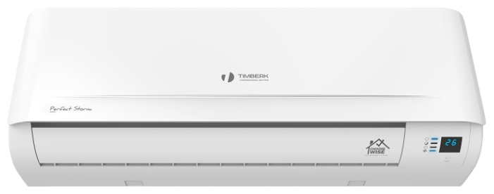 Кондиционер Timberk Perfect Storm S21 AC TIM 12H, белый S21 AC TIM 12H S21