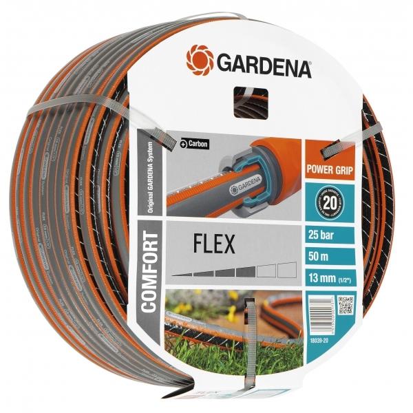 Садовый шланг Gardena Flex 9x9 18039-20.000.00