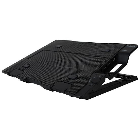 """Подставка для ноутбука Zalman ZM-NS2000 Black до 17"""""""