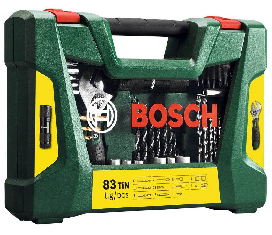 ����� ������������ Bosch V-line, ���� � �����, 83 �������� [2607017193]