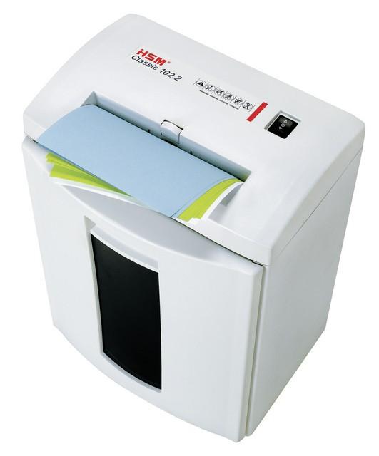 Уничтожитель бумаг HSM 102.2-4x25 (1105.121)