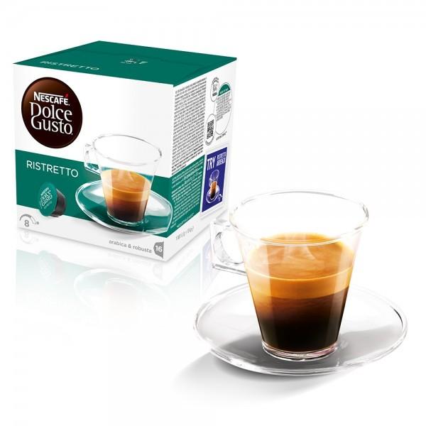 Кофе Nescafe Dolce Gusto Ristretto