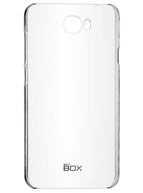 SkinBox 4People Crystal T-HY5II-007, для Huawei Y5 II и 5A, прозрачный