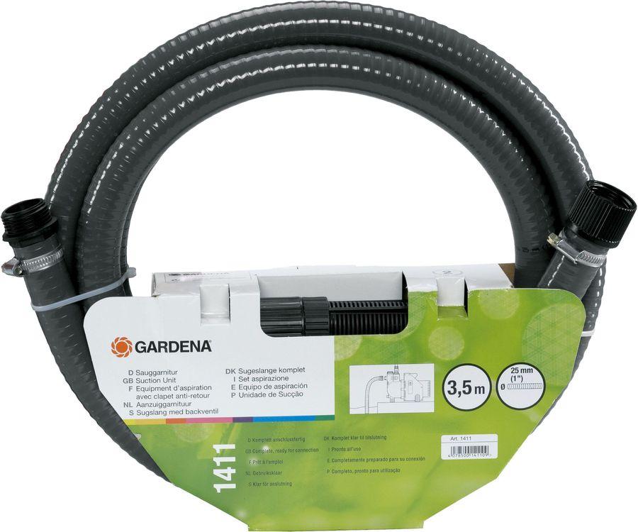 Садовый шланг Gardena 01411-20.000.00, с фильтром