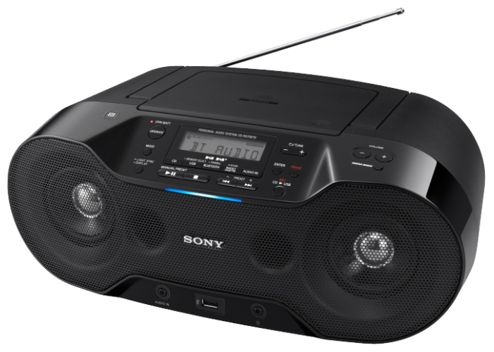 Магнитола SONY ZS-RS70BT//C