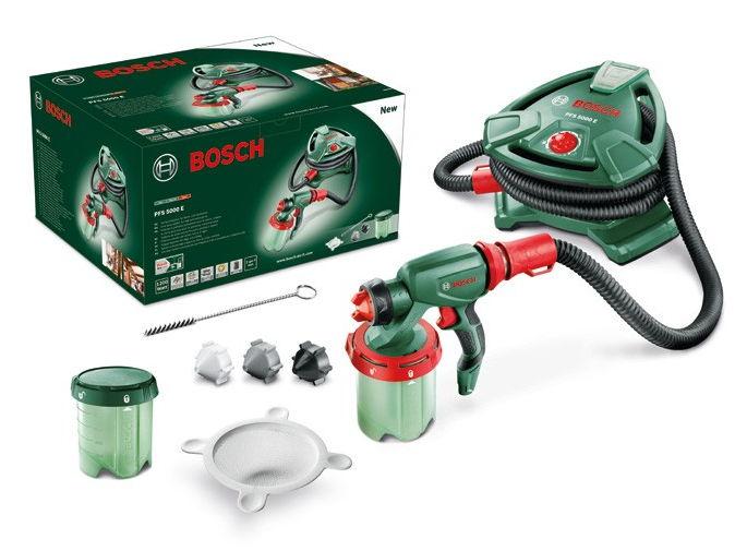 Краскопульт электрический Bosch PFS 5000E [0603207200]