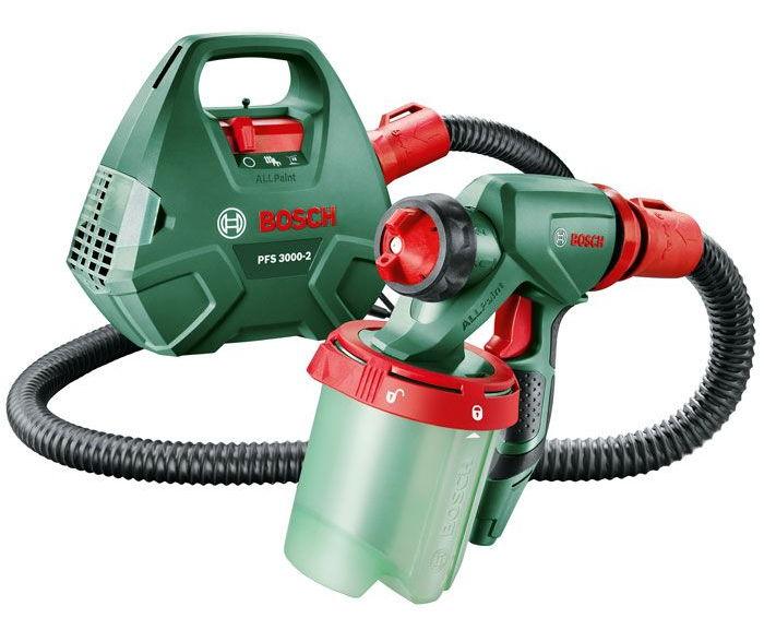 Краскопульт электрический Bosch PFS 3000-2 [0603207100]