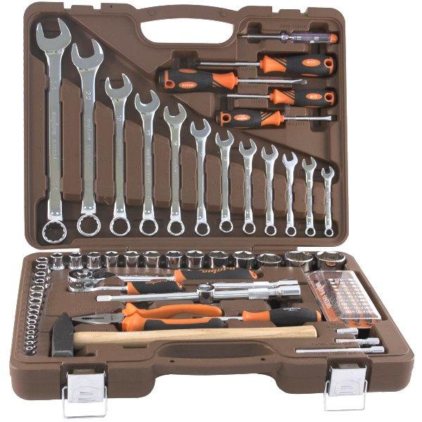Набор инструментов Ombra OMT88S, универсальный, 88 предметов