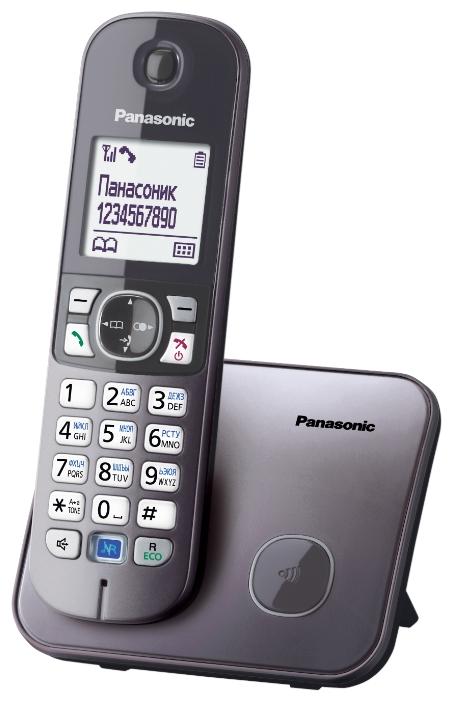 ������������ DECT Panasonic KX-TG6811RUM ��������