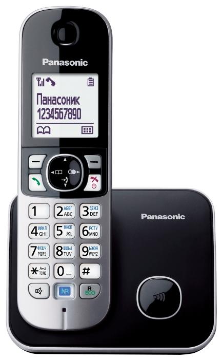 ������������ DECT Panasonic KX-TG6811RUB ����/�����������