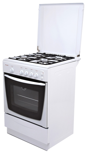 Плита GEFEST Гефест CG 60MC6, белый