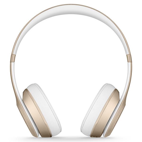 Beats Solo2 Wireless (MKLD2ZE/A), золотистая