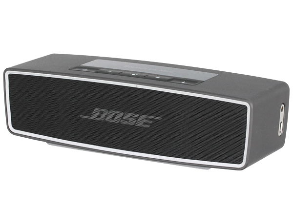 Портативная акустика Bose SoundLink Mini II Bluetooth speaker, чёрная SoundL. MiniSp.IIEU4Cn