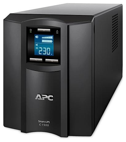 Источник бесперебойного питания APC by Schneider Electric Smart-UPS C 1500VA LCD SMC1500I