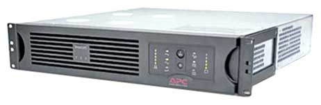 Источник бесперебойного питания APC Smart-UPS 1000VA RM 2U 230V SMT1000RMI2U