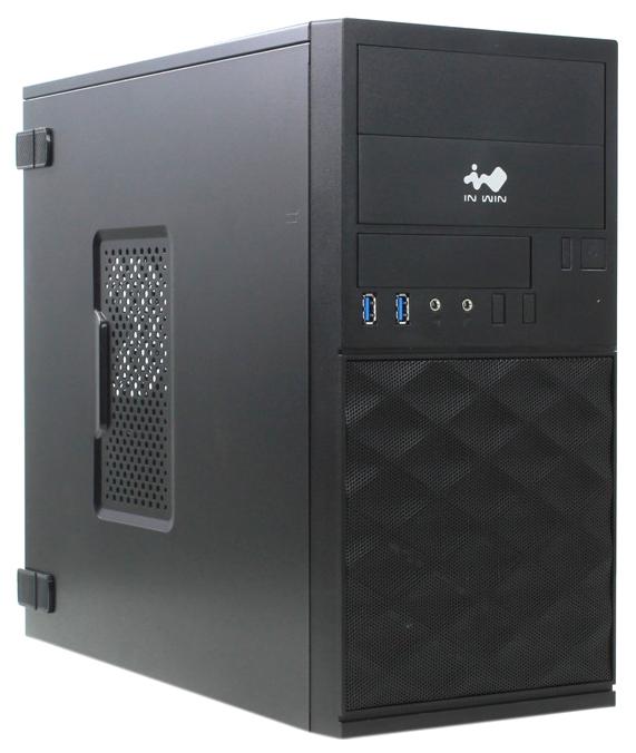Корпус IN-WIN IN WIN EFS052 500W Black (MidiTower, mATX, USB 3.0) EFS052BL