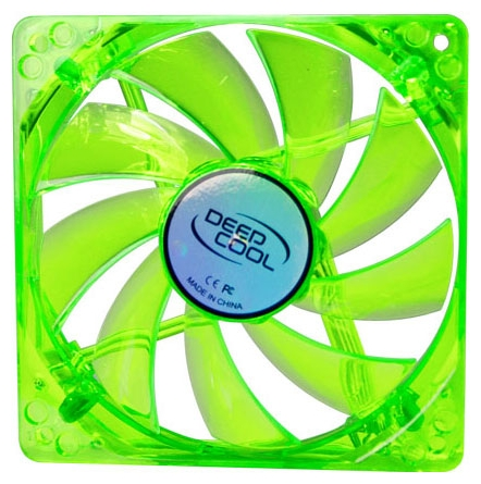 ����� Deepcool Xfan120U ��������� �����, ������� ���. DP-FLED-XF120GB