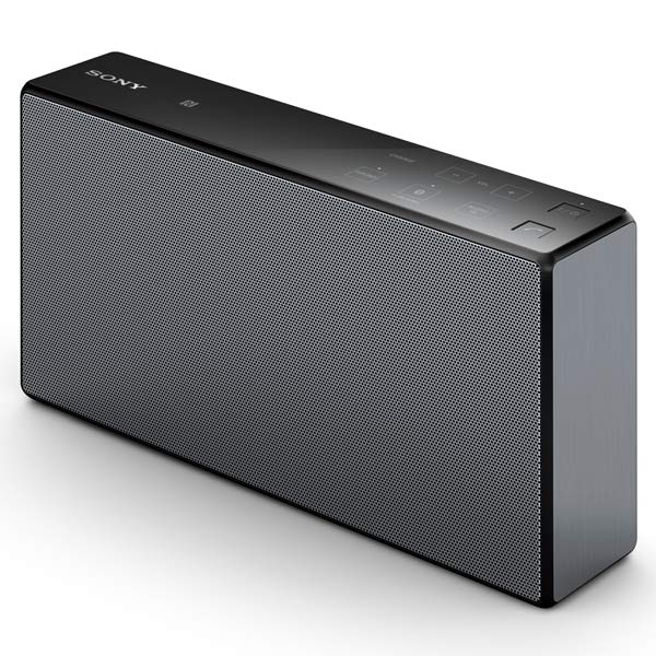 Портативная акустика SONY SRS-X55 /WC, чёрно-белая SRS-X55/WС