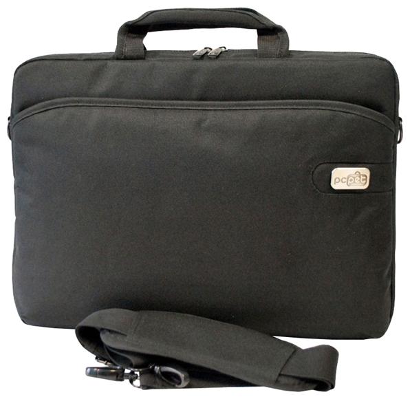 Сумка для ноутбука PC-PET PC PET PCP-A1215 BK, 15.6'', чёрная PCP-A1215BK