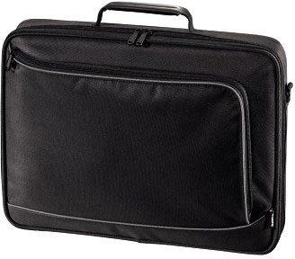 Сумка для ноутбука HAMA Sportsline H-101094, 17.3'', чёрно-серая