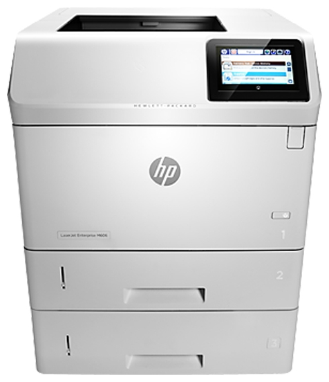 Лазерный ч/б принтер HP LaserJet Enterprise 600 M606x E6B73A