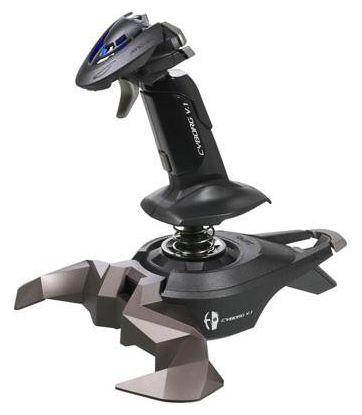Джойстик Mad Catz Saitek Cyborg V.1 Flight Stick MCB4423700B2/04/1