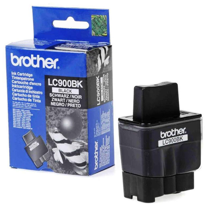 Brother LC900BK brother lc1100y