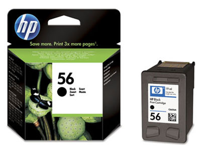 �������� HP 56 C6656AE Black