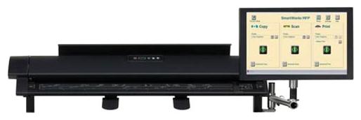 Сканер Canon LF SCANNER M40 черный 2289V962
