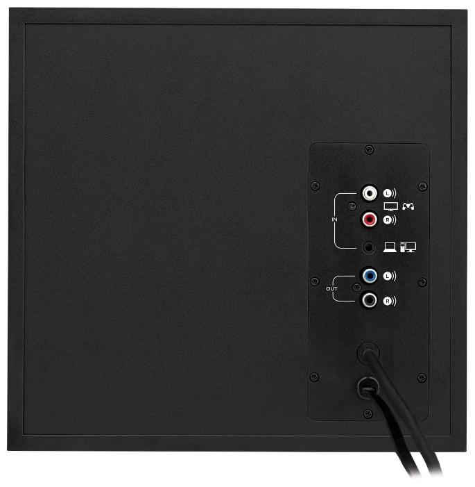 Компьютерная акустика Logitech Z533 2.1 черные 980-001054