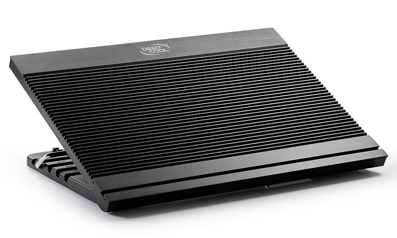 "Подставка для ноутбука Deepcool N9 BLACK (охлаждающая, 17"")"