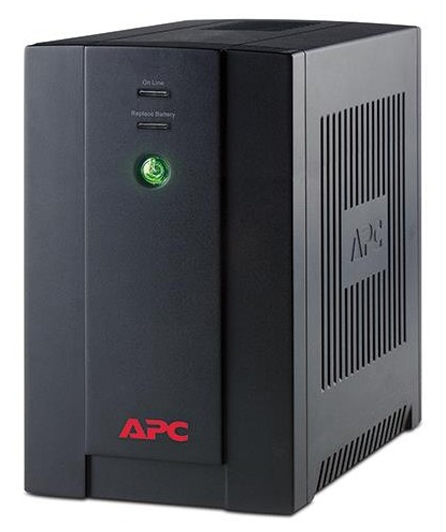 �������� �������������� ������� APC-by-Schneider-Electric APC by Schneider Electric Back-UPS 1400VA, 230V, AVR, IEC Sockets BX1400UI