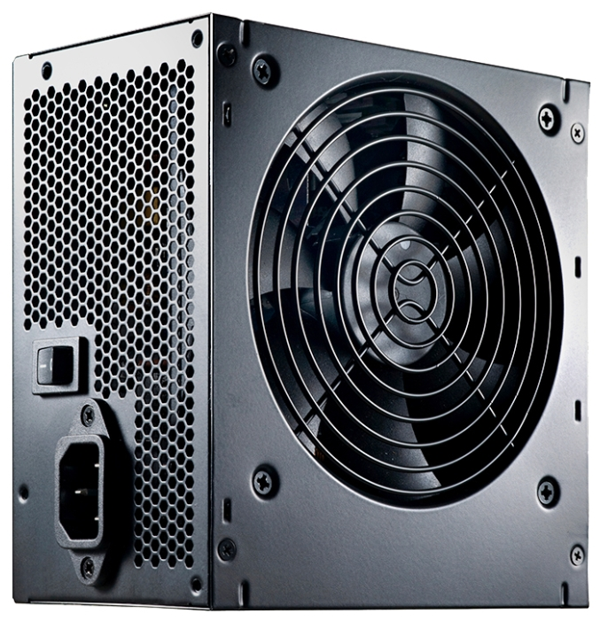 Блок питания Cooler-Master Cooler Master B500 ver.2 500W (ATX12V 2.3) RS500-ACABB1-EU