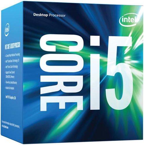 Процессор Intel Core i5-6500 Skylake (3200MHz, LGA1151, L3 6144Kb, Retail)