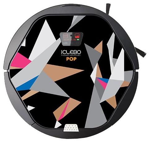 Пылесос iClebo Pop YCR-M05-P3 Magic