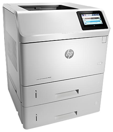 Лазерный ч/б принтер HP LaserJet Enterprise 600 M605x белый E6B71A