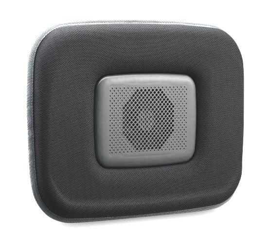 """Подставка для ноутбука Cooler-Master Cooler Master Comforter Air (охлаждающая, 15,6""""), чёрная R9-NBC-CAAK-GP"""