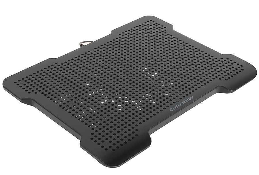 "Подставка для ноутбука Cooler-Master Cooler Master NotePal X-Lite II Basic (охлаждающая, 15.4"") R9-NBC-XL2E-GP"