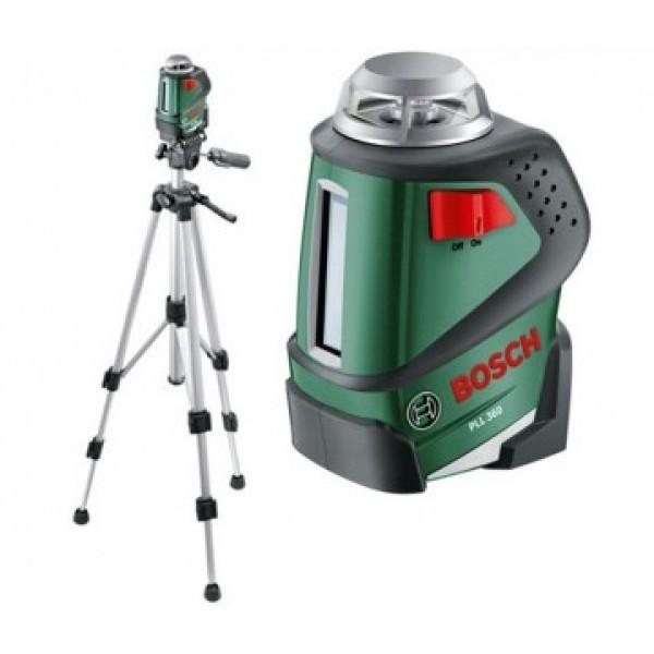 ������� Bosch PLL 360 SET (��������) + ������ 603663001