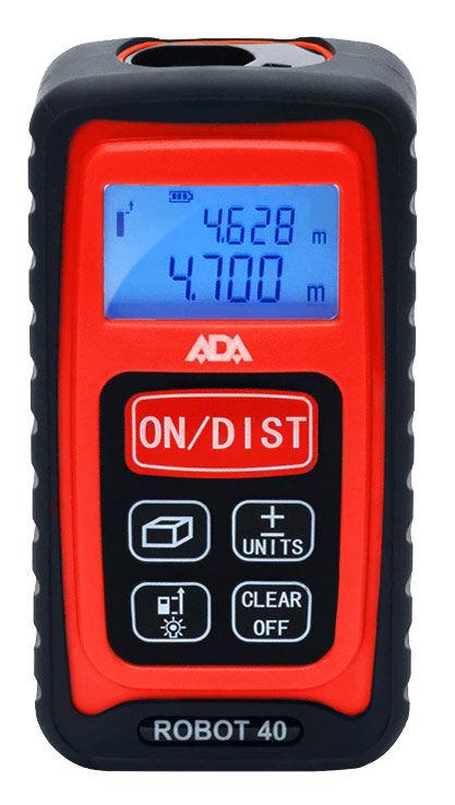 Дальномер ADA Robot 40 [а00241], лазерный