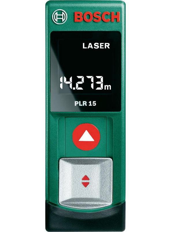 Дальномер Bosch PLR 15 [0603672021], лазерный