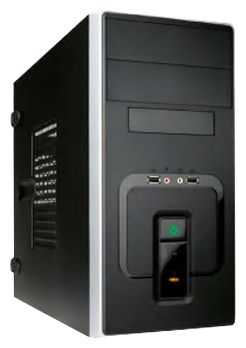 Корпус IN-WIN Inwin ENR026 400W черный ENR026BL