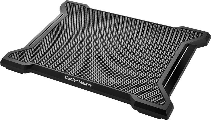 """Подставка для ноутбука Cooler-Master Cooler Master NotePal X-Slim II (охлаждающая, 15.6"""") R9-NBC-XS2K-GP"""