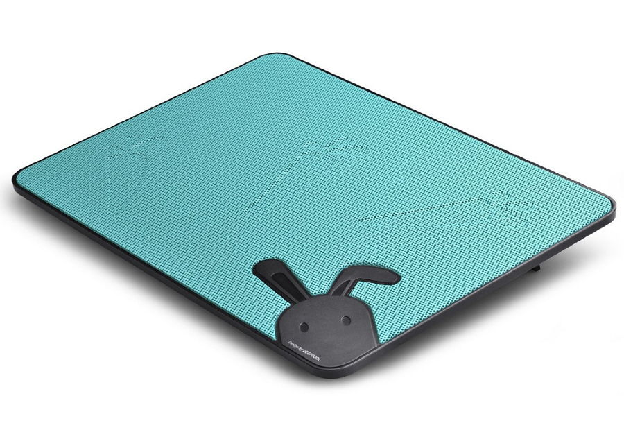 """Подставка для ноутбука Deepcool N2 (охлаждающая, 17""""), чёрная N2 black"""